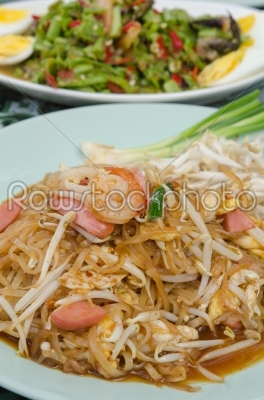 stock photo:  asian style cuisine on table-Raw Stock Photo ID: 26624