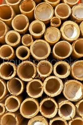 stock photo: bamboo pipes-Raw Stock Photo ID: 23069