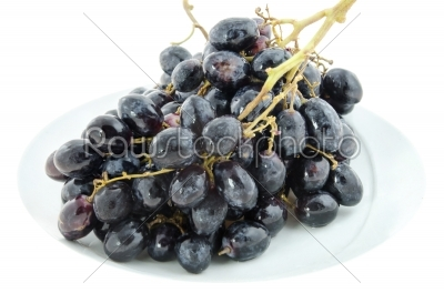 stock photo: black fruits-Raw Stock Photo ID: 23724
