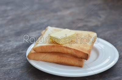 stock photo: bread and cheese-Raw Stock Photo ID: 21582