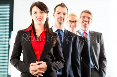 stock photo: business  group of businesspeople in office-Raw Stock Photo ID: 46989