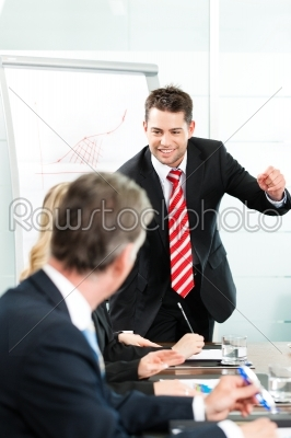 stock photo: business  presentation within a team-Raw Stock Photo ID: 41773