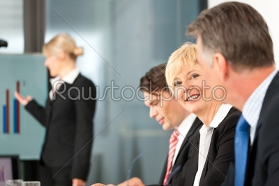 stock photo: business  presentation within a team-Raw Stock Photo ID: 42580
