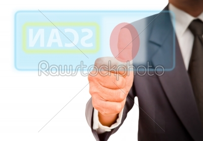 stock photo: businessman thumb up-Raw Stock Photo ID: 32570