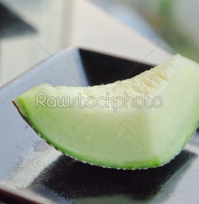 stock photo: cantaloupe-Raw Stock Photo ID: 19043