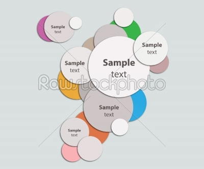 stock vector: circle abstract-Raw Stock Photo ID: 27696