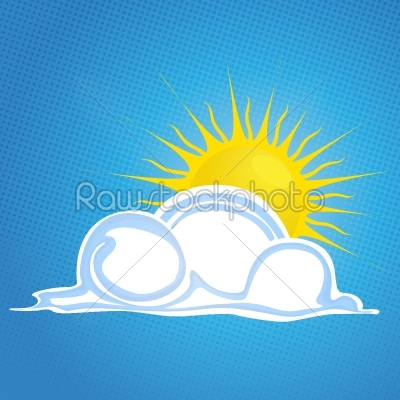 stock vector: cloudy day-Raw Stock Photo ID: 24265