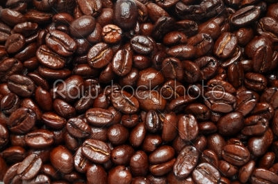 stock photo: coffee beans-Raw Stock Photo ID: 30433