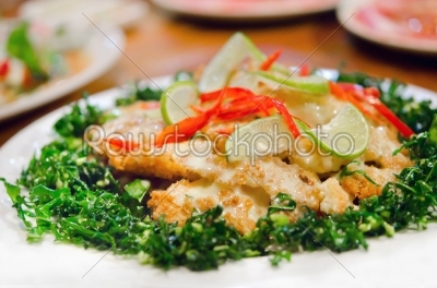 stock photo: crispy chicken-Raw Stock Photo ID: 19956
