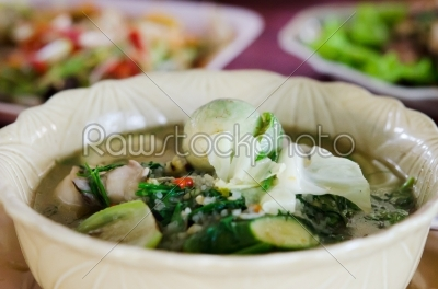 stock photo: delicious soup -Raw Stock Photo ID: 21072