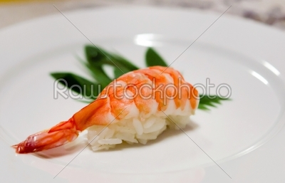 stock photo: delicious sushi-Raw Stock Photo ID: 19344