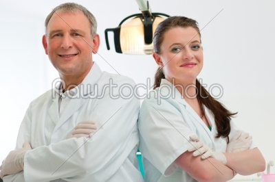 stock photo: dentists in their surgery -Raw Stock Photo ID: 39267