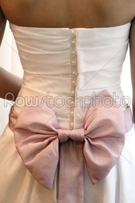stock photo: detail of wedding dress  closeup shot-Raw Stock Photo ID: 28435
