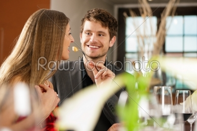 stock photo: dinner or lunch in restaurant-Raw Stock Photo ID: 42095