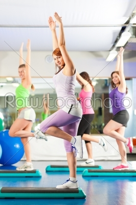 stock photo: fitness  training and workout in gym-Raw Stock Photo ID: 43361