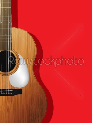 stock vector: guitar composition-Raw Stock Photo ID: 36477