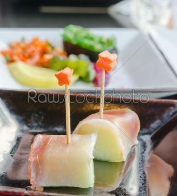 stock photo: japanese dish-Raw Stock Photo ID: 19012