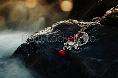 stock photo: jewelry by the river-Raw Stock Photo ID: 18469