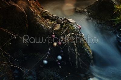 stock photo: jewelry by the river-Raw Stock Photo ID: 18472