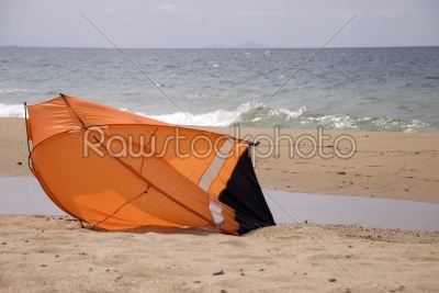 stock photo: lonely sail-Raw Stock Photo ID: 11635