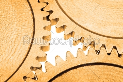 stock photo: motion gears  team force-Raw Stock Photo ID: 10429