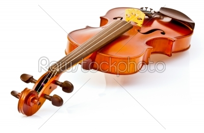 stock photo: new violin-Raw Stock Photo ID: 31724