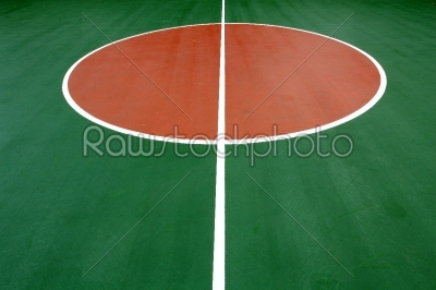 stock photo: outdoor basketball court-Raw Stock Photo ID: 32149