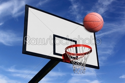 stock photo: panel of basketball-Raw Stock Photo ID: 26547