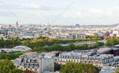 stock photo: paris view-Raw Stock Photo ID: 11878