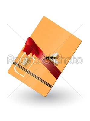 stock vector: phone card -Raw Stock Photo ID: 24934