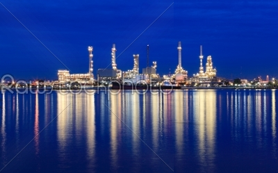 stock photo: pretolium refinery plant-Raw Stock Photo ID: 31787