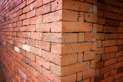 stock photo: red brick wall-Raw Stock Photo ID: 23806