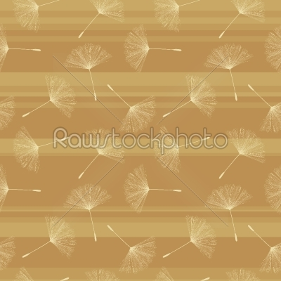 stock vector: soft dandelion seed pattern-Raw Stock Photo ID: 25325