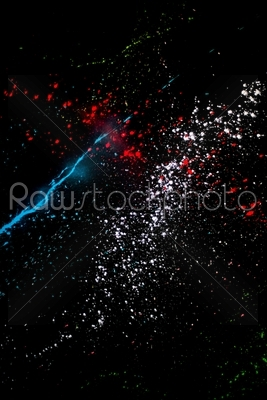 stock photo: splat with a black background-Raw Stock Photo ID: 12700