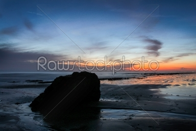stock photo: sunset handry-Raw Stock Photo ID: 38859