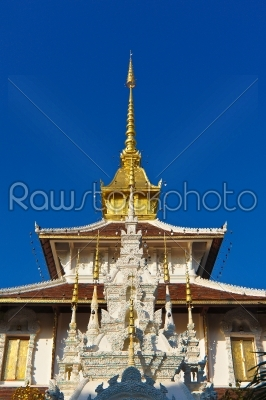 stock photo: thai temples in northern of thailand-Raw Stock Photo ID: 23074