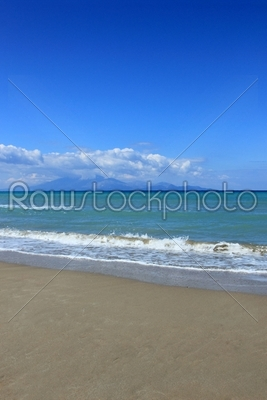 stock photo: tsilivi beach zakynthos-Raw Stock Photo ID: 12473