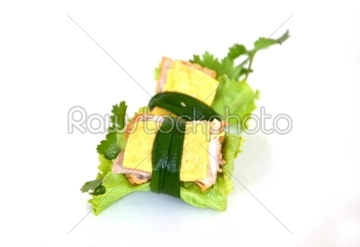 stock photo: vietnamese food-Raw Stock Photo ID: 19467