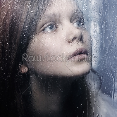 watching the rain-www.rawstockphoto.com
