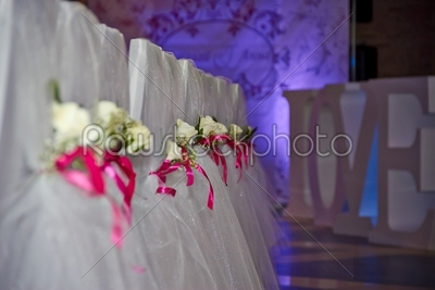 stock photo: wedding chair in the hall for the wedding-Raw Stock Photo ID: 30127