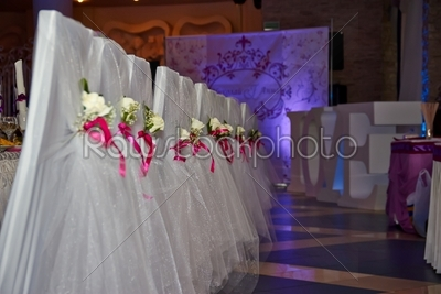 stock photo: wedding chair-Raw Stock Photo ID: 30126