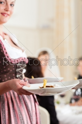 stock photo: wedding party at dinner-Raw Stock Photo ID: 41655