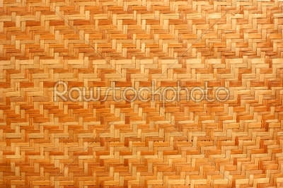 stock photo: woven rattan with natural patterns-Raw Stock Photo ID: 23038