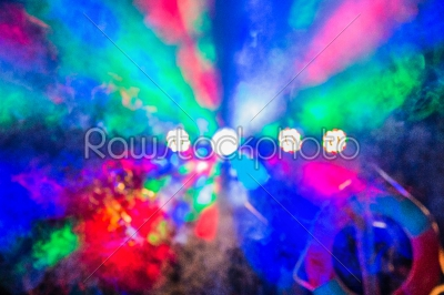 stock photo: abstract blurred bokeh party lights -Raw Stock Photo ID: 75072
