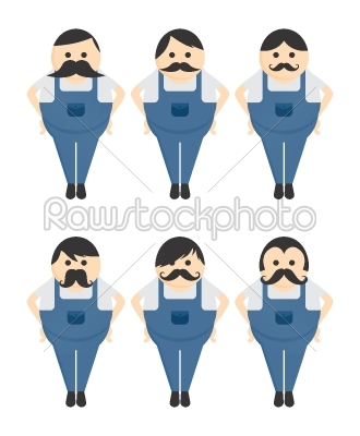 stock vector: avatar portrait picture icon-Raw Stock Photo ID: 69484