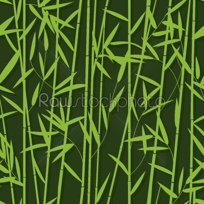 stock vector: bamboo pattern seamless-Raw Stock Photo ID: 53817