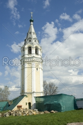 stock photo: bell tower-Raw Stock Photo ID: 67804