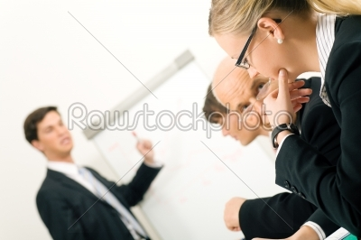 stock photo: business presentation in office-Raw Stock Photo ID: 51398