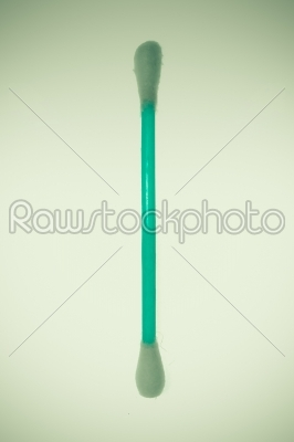 stock photo: cotton swab-Raw Stock Photo ID: 61311