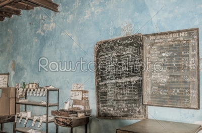 stock photo: cuba food shop-Raw Stock Photo ID: 56185